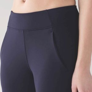 Lululemon Embrace The Space Navy Pant
